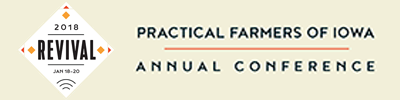 Practical Farmers of Iowa Annual Conference